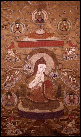 Image of Lama Tapestry
