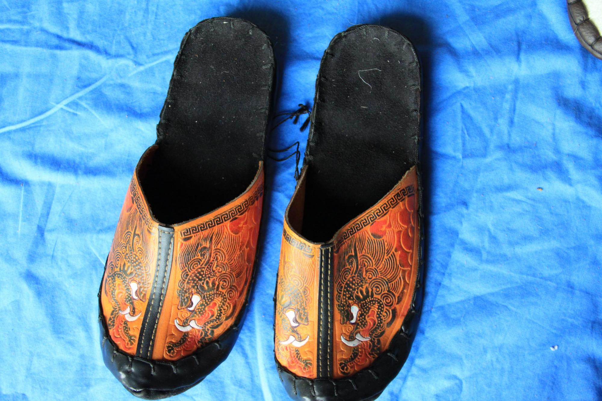Image of Leather Shoes (Supriya ND 1)