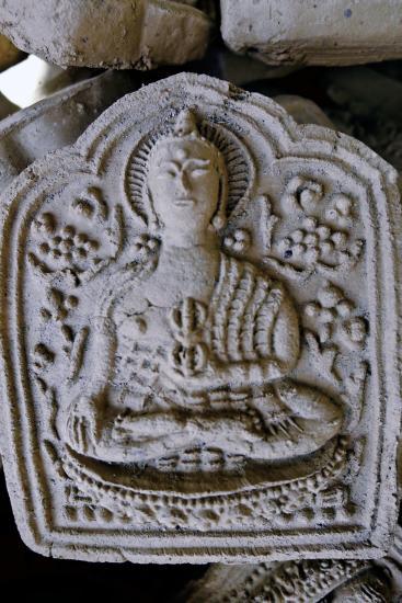 Image of Tsa Tsa (Stamped Clay)