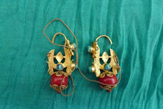 Image of Earrings (Winona ND 3)