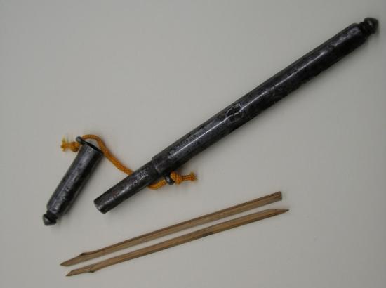 Image of Iron Pen Sheath