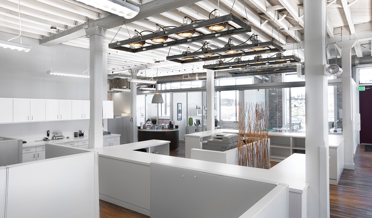 14 of the Coolest Office Spaces in the Magic City