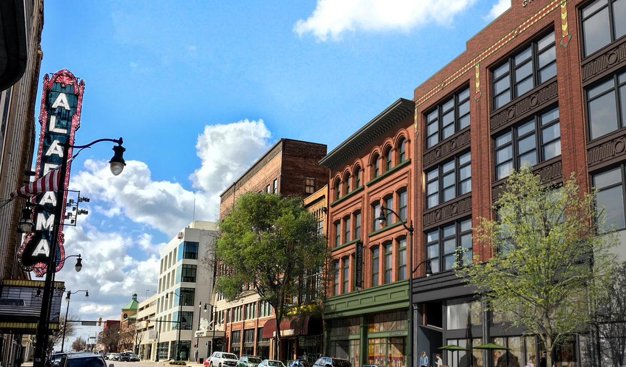 Major redevelopment in works for Theatre District buildings