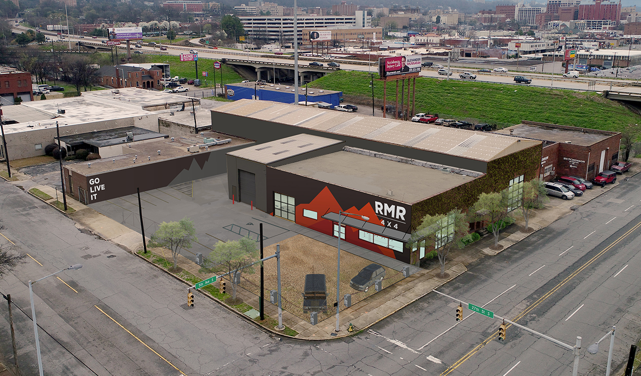 Brothers to transform Lakeview building into auto dealership