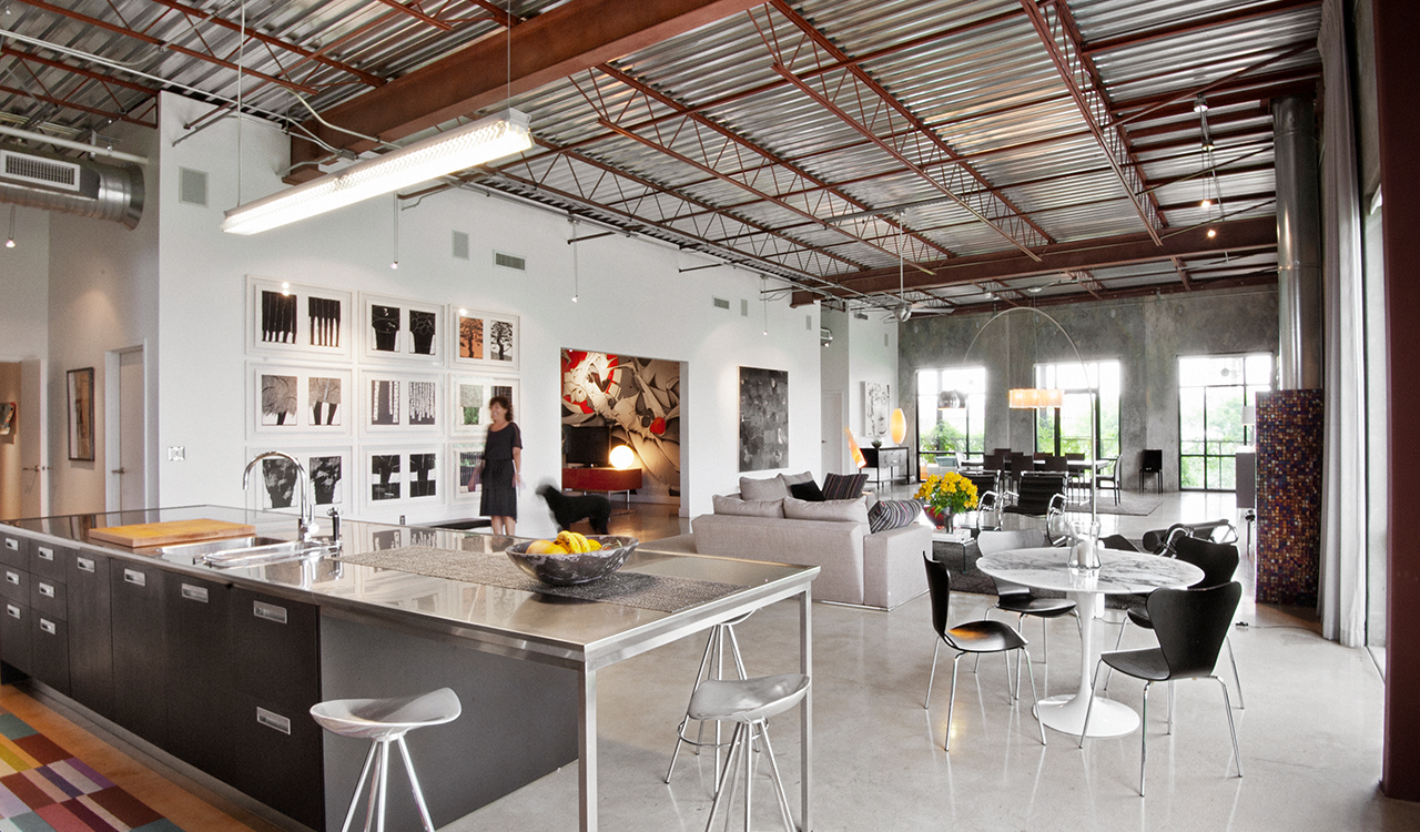 11 of Downtown Birmingham's Coolest Loft Spaces