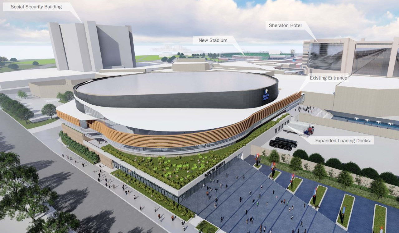 Several Birmingham firms tapped for design team on $125M Legacy Arena renovation