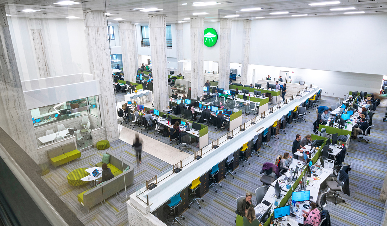 Office Environments wins IDIE for Shipt