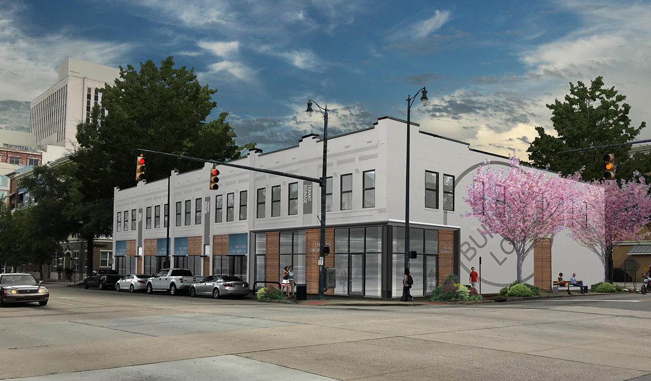 Southside building to be redeveloped for residential, retail space