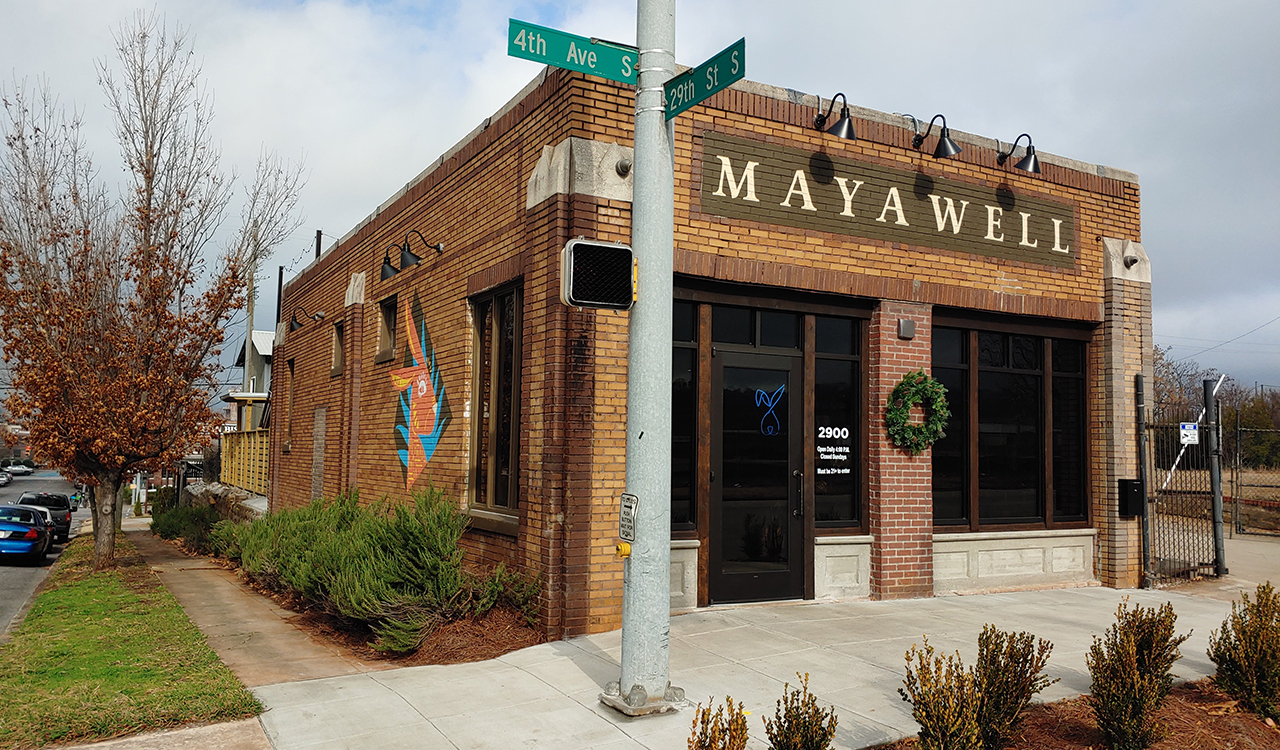 First Look: New Mayawell bar in Lakeview