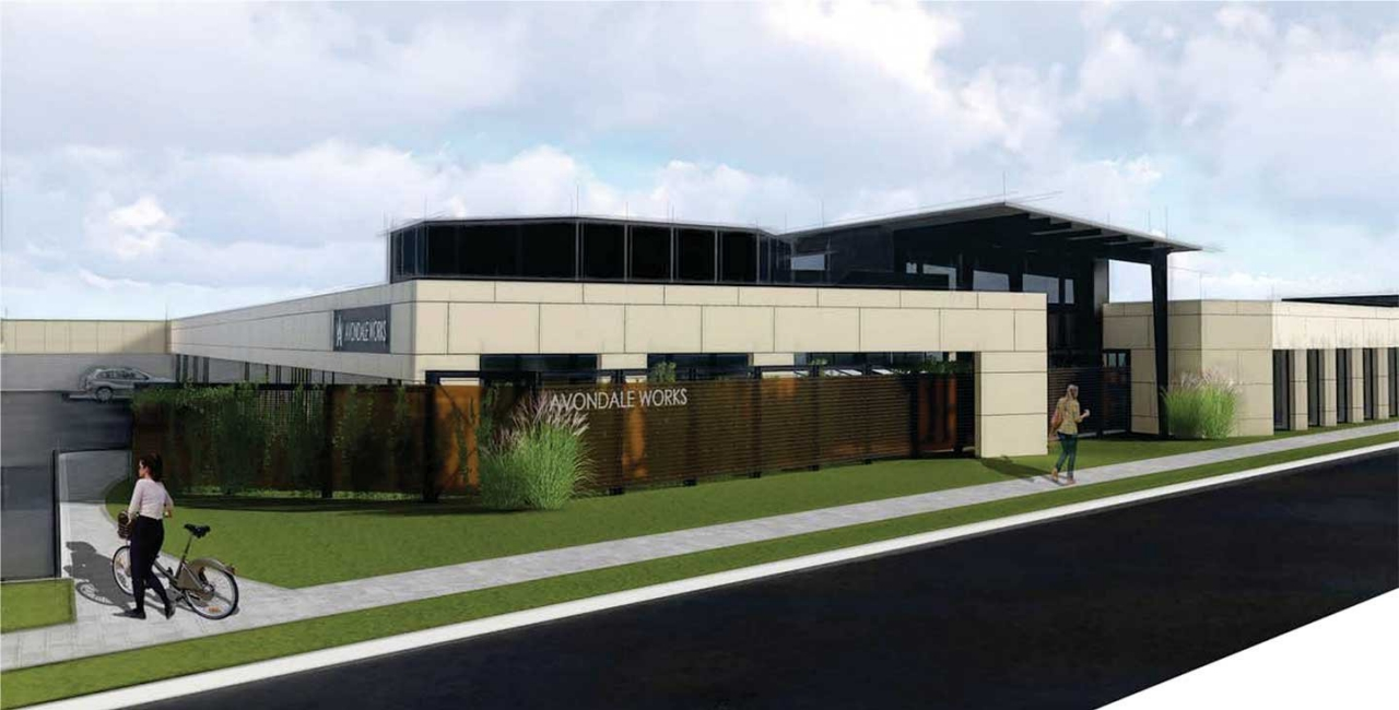 Innovative new office campus to bring fresh energy to North Avondale