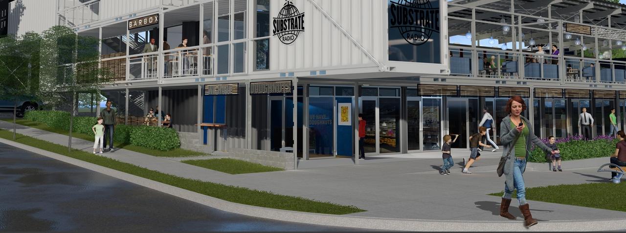 Developer expands plan for Box Row Avondale