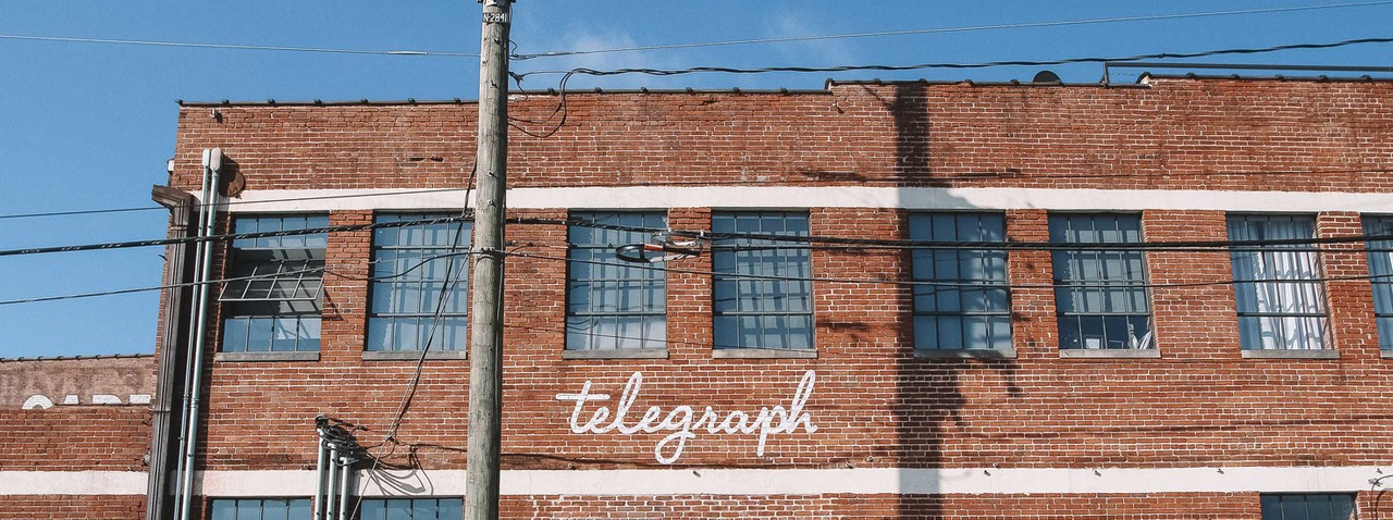Telegraph Creative's Offices: Highly Functional Eye Candy