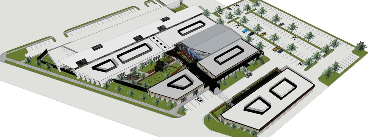 From industrial to innovational: Avondale Works looks to transform