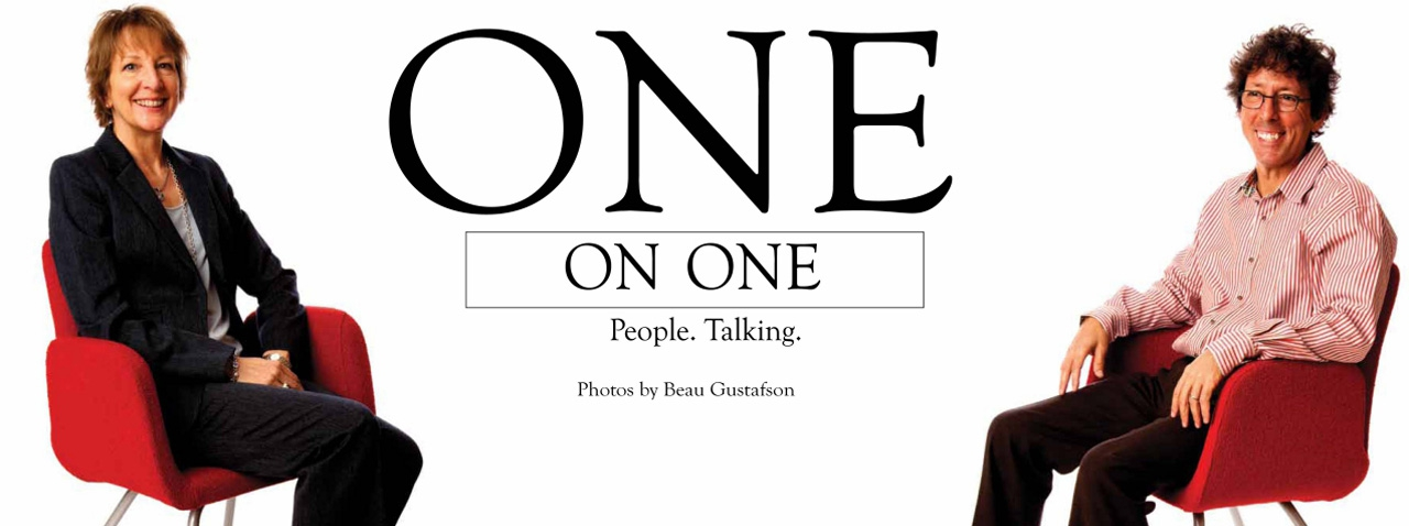 People. Talking. One on One with Richard Carnaggio