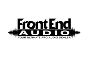 Frontend Audio logo