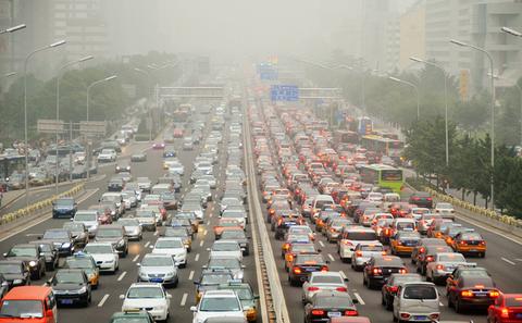 智能手机能否有助于解决中国交通拥堵?