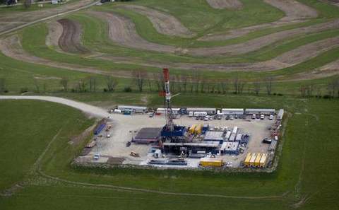 Chinese fracking plans prompt