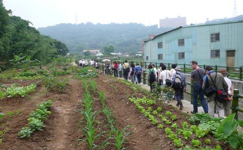 【文化】台湾艺术家帮助污水河重新焕发生机