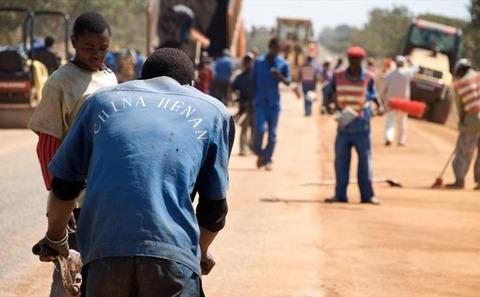 中国改写非洲资源投资规则