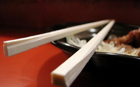 中国:一次性筷子引发的毁林