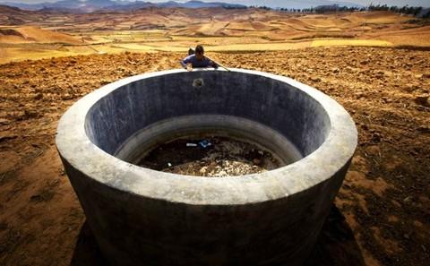 云南为什么缺水?