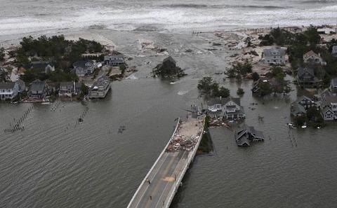 世界为何坐视气候变化