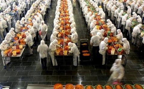 中国的食品安全之役