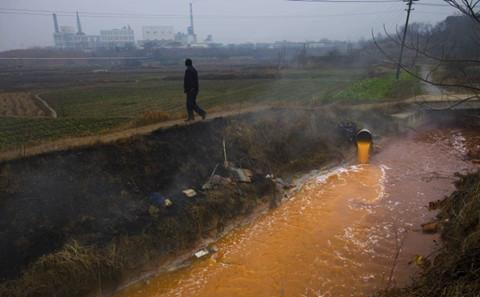 邻避运动:中国环境权的倾斜