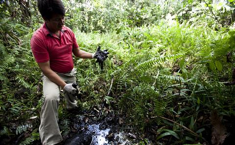 亚马逊漏油事件 三国环境受牵连