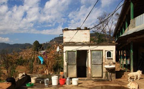 尼泊尔农业:最先进,最落后