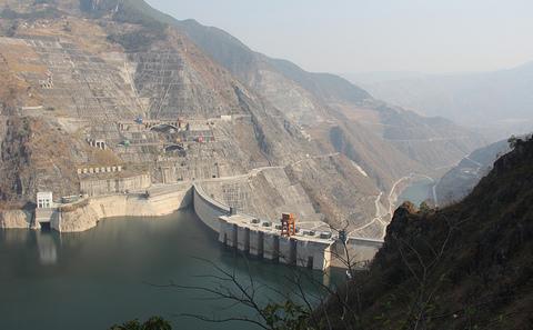 Hutoushan Reservoir