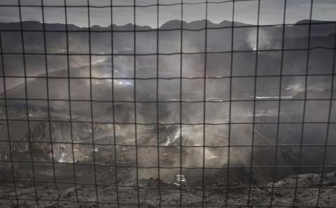 中国大力控煤以净化空气
