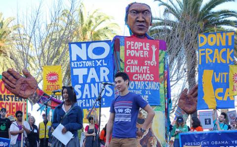 环保组织的破坏性更甚于气候变化否定论者