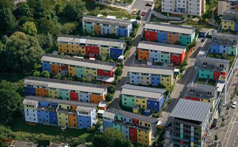 绿色建筑目标落后,中德仍须加把劲