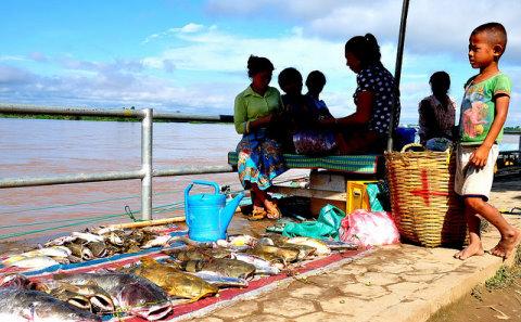 湄公河建坝再惹争议 老挝政府平抑反对之声