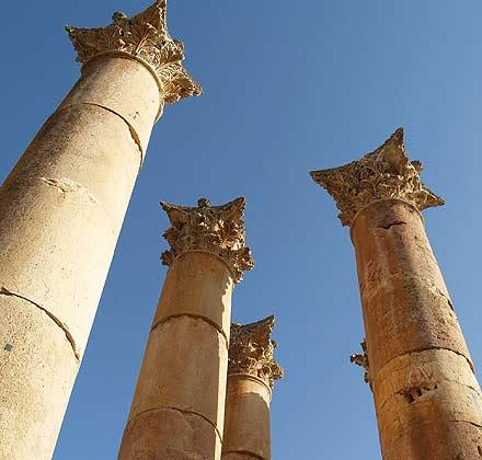 ruin of civilization