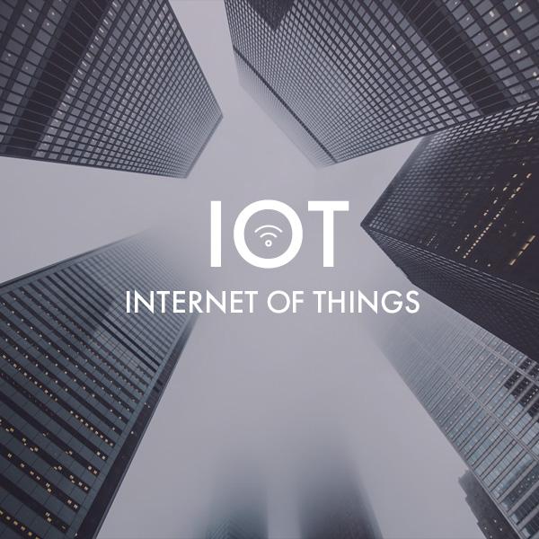 IOT Smart Buildings iOS app