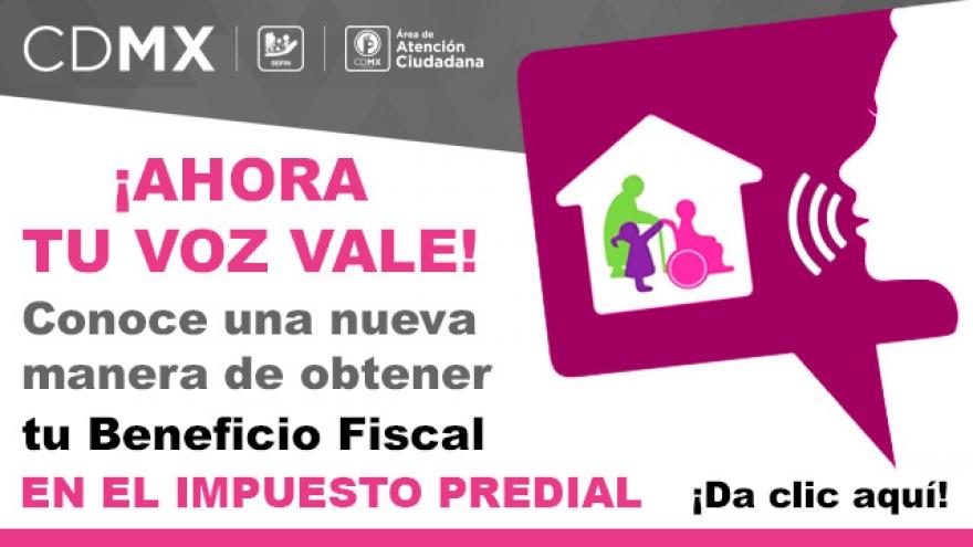Programa de Beneficios Fiscales en el Impuesto Predial 2018