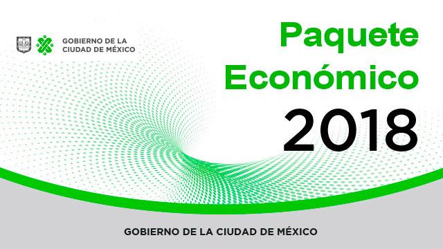 Paquete Económico 2018
