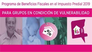 Inicia Programa de citas y autenticación de voz para aplicación de Beneficios Fiscales 2019