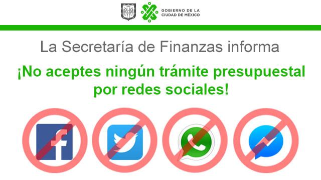 La Secretaría de Finanzas Informa