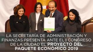 Proyecto Paquete Económico 2019