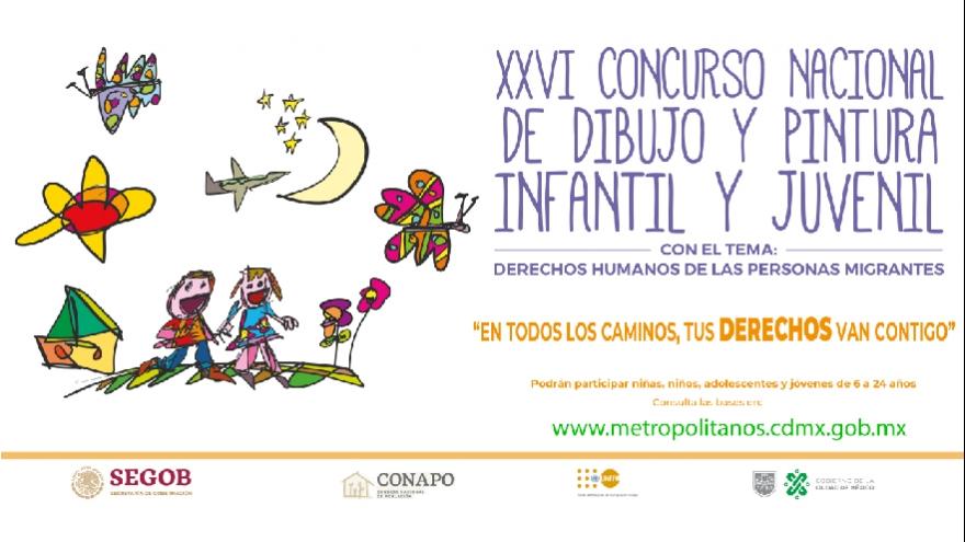 XXVI Concurso nacional de dibujo y pintura infantil y juvenil 2019