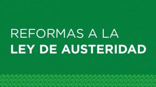 Reformas a la Ley de Austeridad