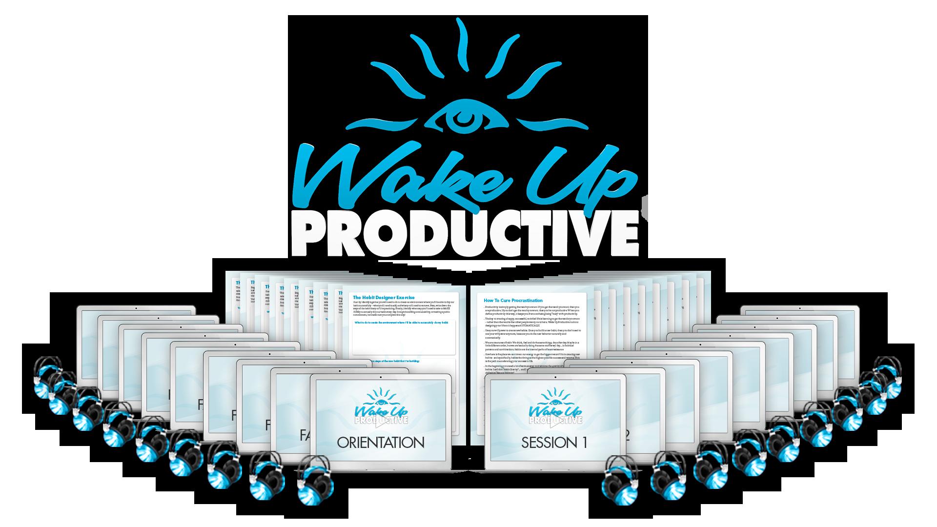 Eben Pagan – Wake Up Productive 3.0