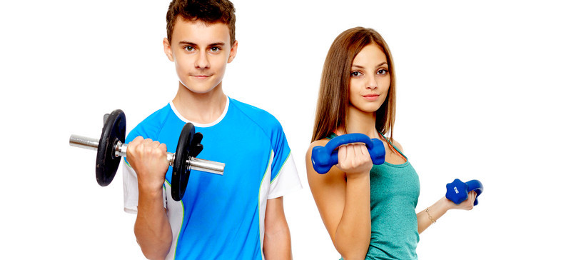 Gym Workouts for Teens