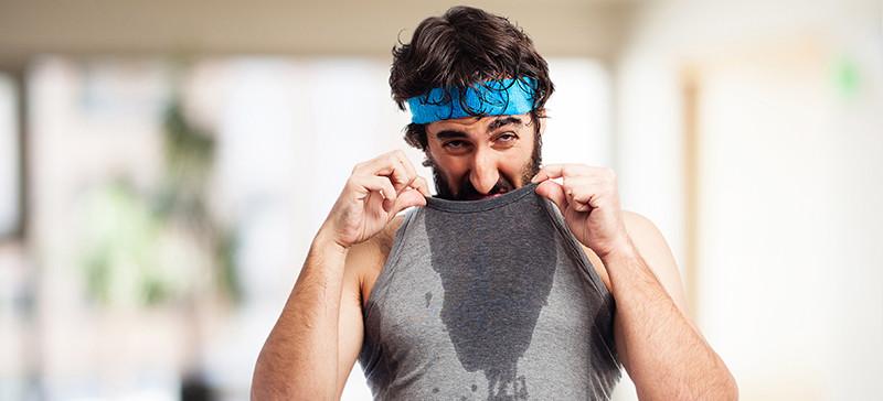 Gym Etiquette Clean Up
