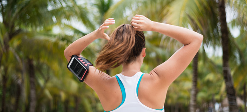Workout Hairstyles for the Gym