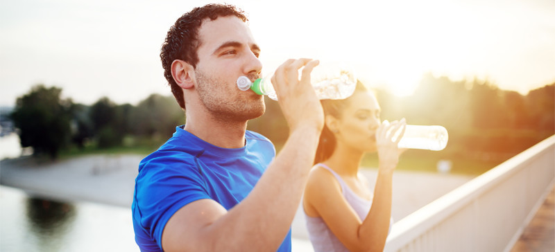 What to Drink During Workout