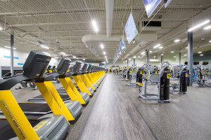 Chuze Westminster Colorado gym interior